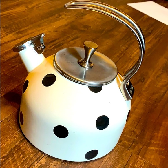 Authentic Kate Spade stovetop kettle.